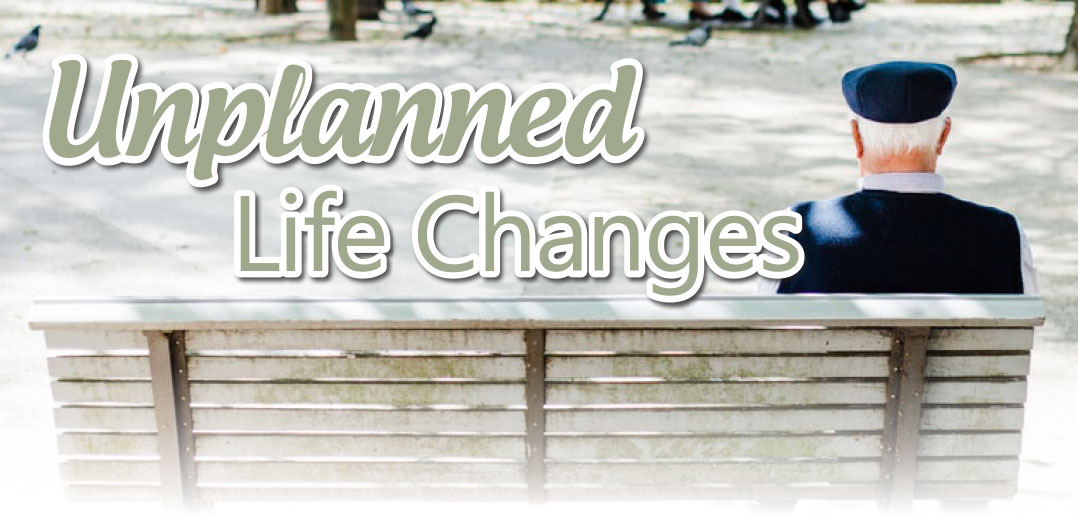 Unplanned Life Changes